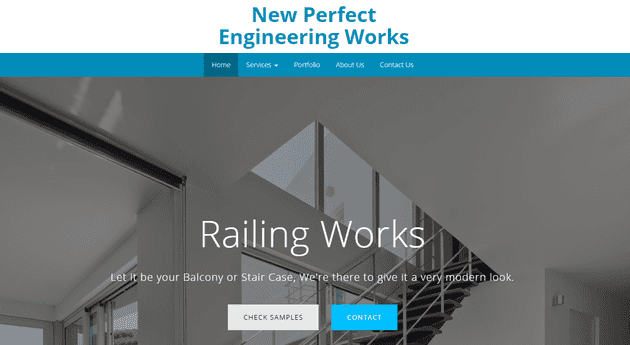 NEW PERFECT ENGINEERING WORKS